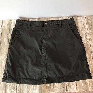 Eddie Bauer skirt/skort size 8